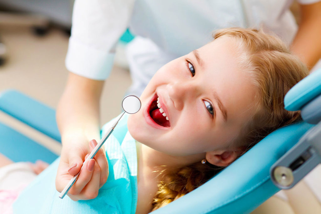 Lancy Dental Centre - Children's cavities