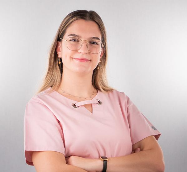 Mlle Patricia Fernando - Assistante dentaire