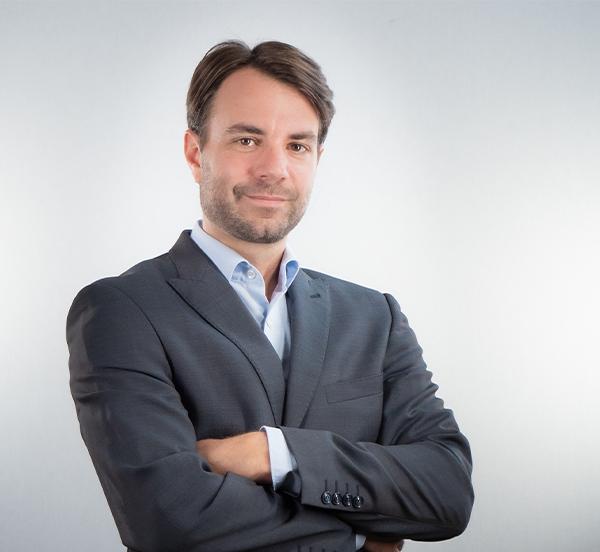 Mr Grégory Peila - Directeur Financier